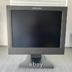 Planar WS231-BK 996-0559-00 23 LCD Medical Monitor Complete with Stand & Power