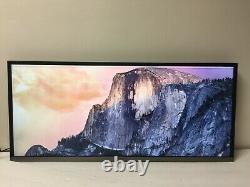 Samsung 34 (LS34J550WQNXZA) Ultrawide 219 3440 x 1440 LCD Monitor NO STAND