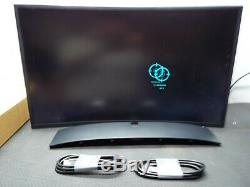 Samsung C32HG70QQN 32 inch Curved LCD Gaming Monitor (NO STAND)