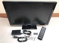 Samsung UN19F4000AFXZA 19 720p HD LED LCD TV Television Monitor, Stand & Remote