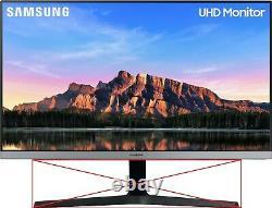 Samsung UR55 Series 28 IPS 4K UHD LCD Monitor NO STAND LU28R550UQNXZA