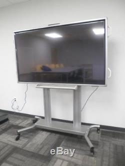 Sharp PN-L702B Touchscreen Display 70 Monitor Conference Classroom with Stand