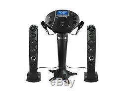Singing Machine iSM1030BT Bluetooth Karaoke Pedestal 7 LCD Monitor Display New