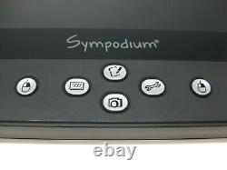 Smart Technologies Sympodium ID370 Interactive Pen Display with Stand PSU Cables