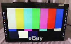 Sony 24 LCD Monitor LMD-2451W Multi-Format with BKM-243HS HD-SDI Input (no stand)