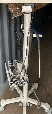Sony LMD-2450MD 24 Medical Endoscopy Monitor with Power with Stand Fast Shipping