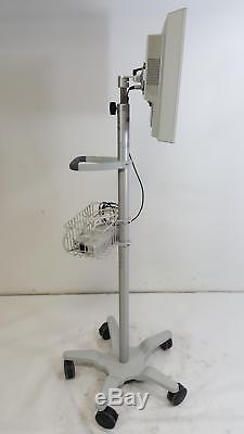 Sony LMD-2450MD LCD Flat Panel Monitor With Stand & Power Adapter Endoscopy