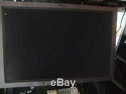 Sun Microsystems Ai24po 24 LCD Monitor With Stand & Power Cord-no Video Cords