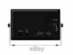 TVlogic LVM-170A 17 inch Full HD Multi-Purpose 3G-SDI/DVI/HDMI LCD Monitor