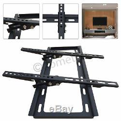 Tilt Slim TV Wall Mount Bracket For 26 30 32 40 46 48 50 55 inch LED LCD Plasma
