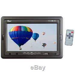 Tview T711Hrir 7 Tft Lcd Headrest Monitor Shroud And Stand