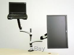 United Mounts Dual LCD Monitor / Notebook Stand