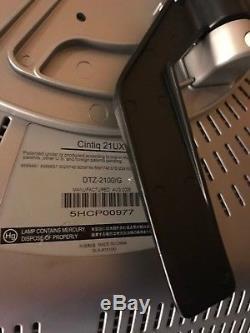 Wacom Cintiq 21UX DTZ-2100/G 21 LCD Display+pen+stand+USB C adapters