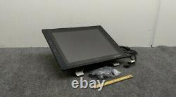 Wacom DTK-2100 Cintiq 21UX 21 LCD Monitor with Stand & Power Adapter