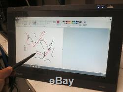 Wacom DTU-1631 15.6 LCD Touchscreen Monitor with Pen and Stand